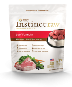 Nature's Variety Raw Frozen Diet
